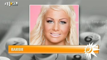 RTL Boulevard Een nieuwtje van Barbie