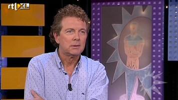 RTL Boulevard Robert ten Brink aan de desk!