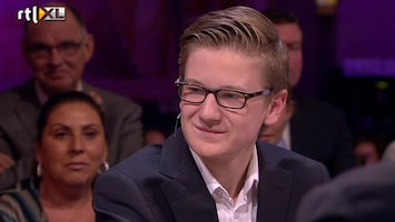 RTL Late Night Burgemeester van 17 jaar?