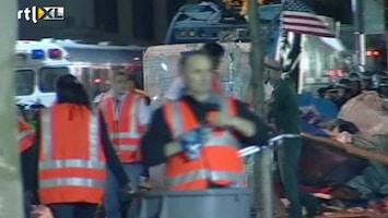 RTL Nieuws Occupy-kamp New York ontruimd