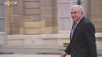 RTL Nieuws Strauss-Kahn op vrije voeten