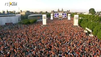 RTL Nieuws Grote Koninginnedagfeest weg uit Amsterdam