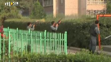 RTL Nieuws Taliban vallen westerlingen in Kabul aan