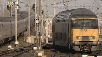 RTL Nieuws Machinisten: nieuw treinbeleid levensgevaarlijk