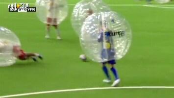 Editie NL Hilarisch: Bubble-voetbal