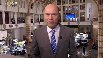 RTL Z Nieuws 10:00 Deze maand alleen nog maar verliesdagen voor de beurs