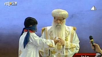 RTL Nieuws Koptische kerk heeft nieuwe paus