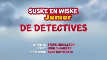 Suske En Wiske Junior - De Detectives