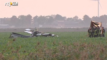 Editie NL 2 doden bij vliegtuigcrash Dronten
