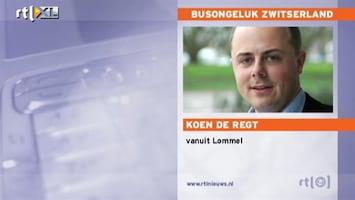 RTL Nieuws 'Negen Nederlandse kinderen in rampbus'