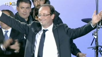 RTL Nieuws Grote druk op Hollande uit Europa