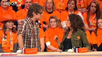 Ik Hou Van Holland Het team van Guus scoort 0 punten bij het doorgeefverhaal
