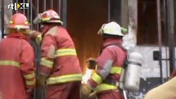 RTL Nieuws Zware explosies in opslag gastanks Peru
