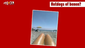 Editie NL Hit: sexy benen of hotdogs?