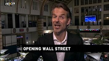 RTL Z Opening Wallstreet Afl. 37