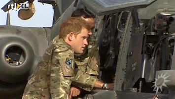 RTL Boulevard Harry uitgezonden naar Afghanistan