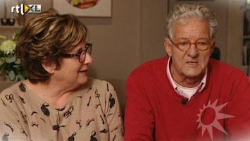 RTL Boulevard Catherine Keyl en vriend Peter: een liefdesport
