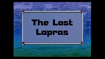 Pokémon - De Verdwaalde Lapras