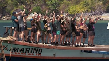 Expeditie Robinson Afl. 1