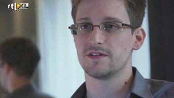 RTL Nieuws Paspoort klokkenluider Snowden ingetrokken