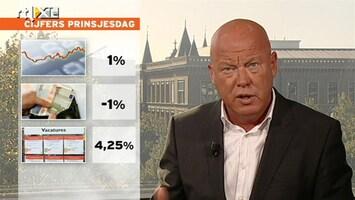 RTL Nieuws Cijfers Prinsjesdag uitgelekt