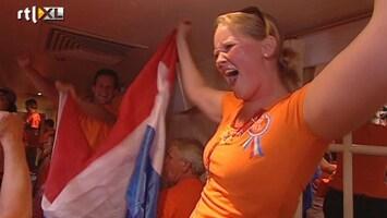 RTL Nieuws Familie en vrienden Marianne Vos gaan los