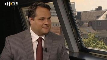 RTL Nieuws Wekelijks Gesprek Met De Minister Van Financiën