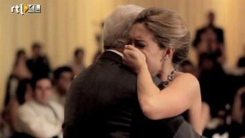 Editie NL Kippenvel: bruid danst voor dode vader