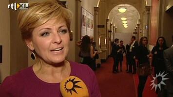 RTL Boulevard Caroline Tensen over haar nieuwe vriend