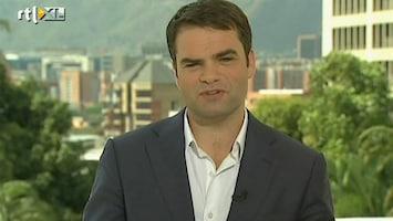 RTL Nieuws Uitvaart Chavez: reünie van 'de as van het kwaad'