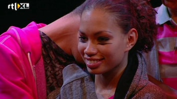 The Ultimate Dance Battle Charlene voor Jomecia!