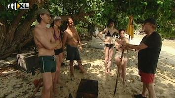 """Expeditie Robinson 2010: Refreshed """"Klote en kut, stop ermee"""""""