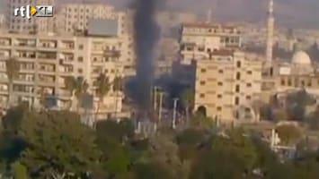 RTL Nieuws Syrië: waarnemers weg, weer geweld