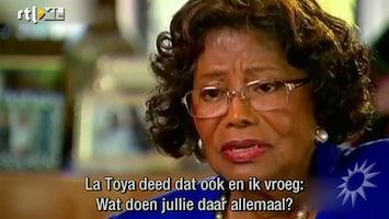 RTL Boulevard Oma Jackson wist niets van problemen Paris