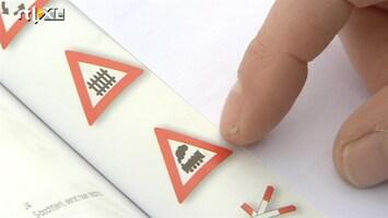 Editie NL Auto rijden, op papier best lastig