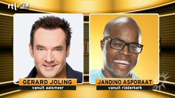 RTL Boulevard Nummer 1 hit voor Gerard & Jandino