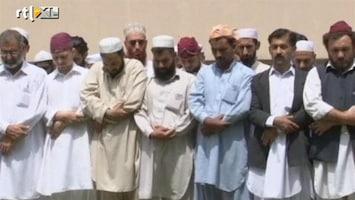 RTL Nieuws Islamitisch hof Pakistan herdenkt Osama