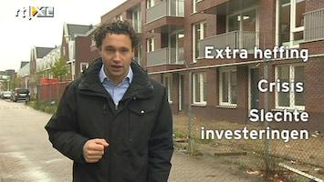 RTL Nieuws Regeerakkoord pijnlijk voor huurders woningcorporaties
