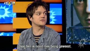 RTL Boulevard Jamie Cullum bij X Factor