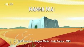De Daltons - Mamma Mia!