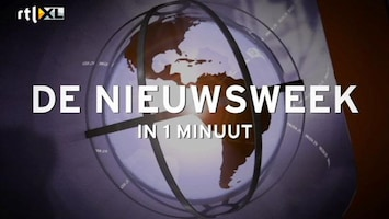 RTL Nieuws Nieuwsweek in 1 minuut
