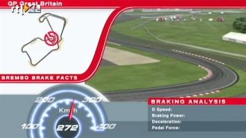 RTL GP: Formule 1 Brakefacts - Silverstone