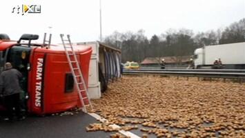 RTL Nieuws Piepers op de weg