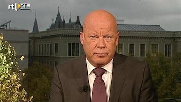 RTL Nieuws Algemene beschouwingen vilein steekspel