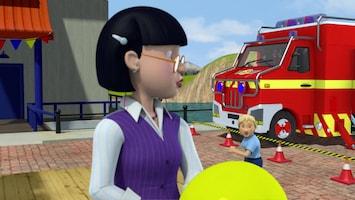 Brandweerman Sam De prins in Piekepolder
