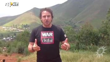 RTL Boulevard Marco Borsato voor War Child in Congo