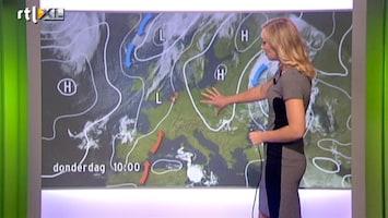 RTL Weer Buienradar donderdag 5 september 2013 12.00 uur