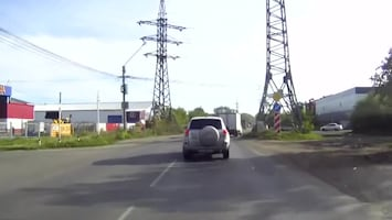 Idioten Op De Weg