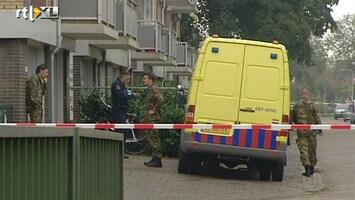 RTL Nieuws Ontplofte flitspaal houdt Voorschoten bezig