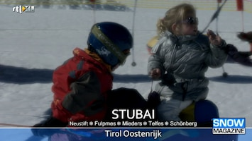 Rtl Snowmagazine - Afl. 3